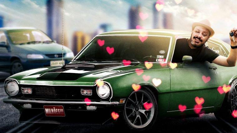 Quero um Maverick como primeiro carro!