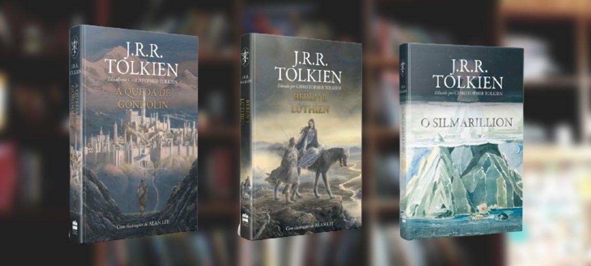 Obras para você completar a sua biblioteca de J. R. R. Tolkien