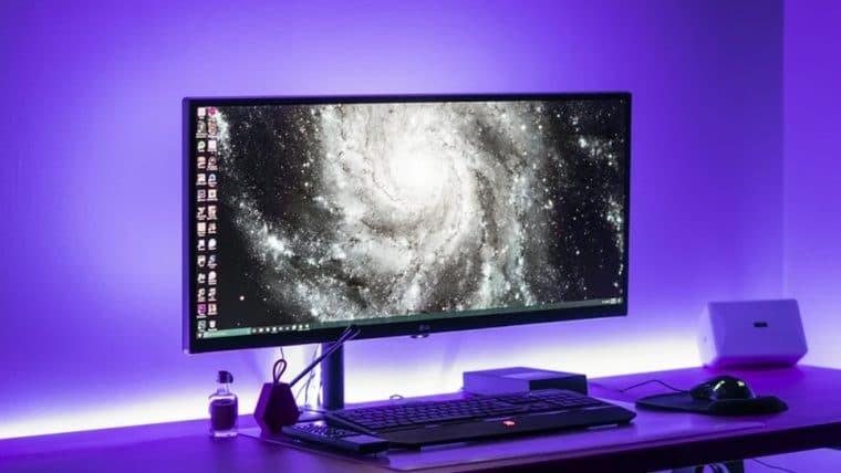 8 monitores com bom custo-benefício no Especial do Dia do Gamer