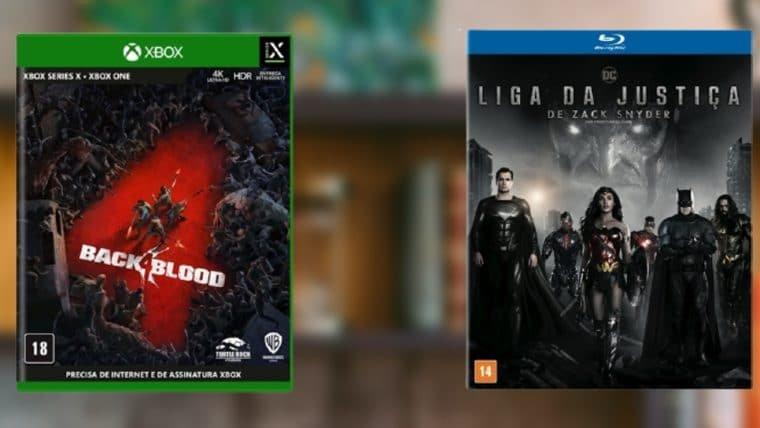 Back 4 Blood, Snyder Cut e mais pré-vendas para você ficar de olho