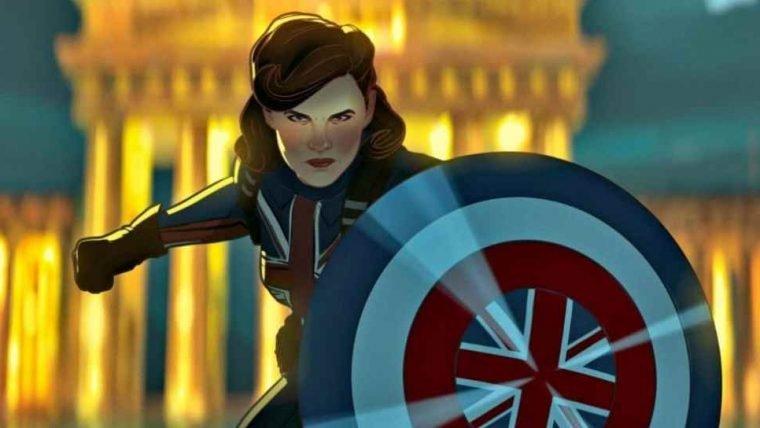 Novo vídeo de What If...? mostra Peggy Carter como Capitã