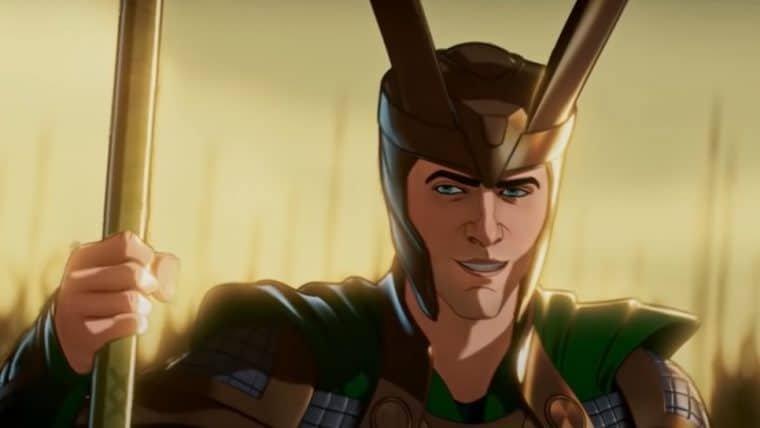 Prévia do novo episódio de What If...? destaca Loki, Nick Fury e mais
