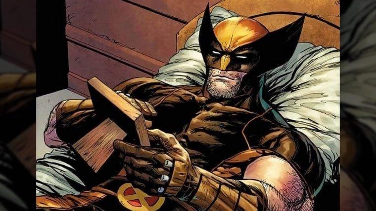Meme clássico do Wolverine é recriado em capa da nova HQ; veja