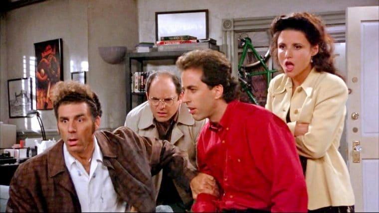 Netflix lança trailer de Seinfeld para lembrar que a série vai entrar no catálogo