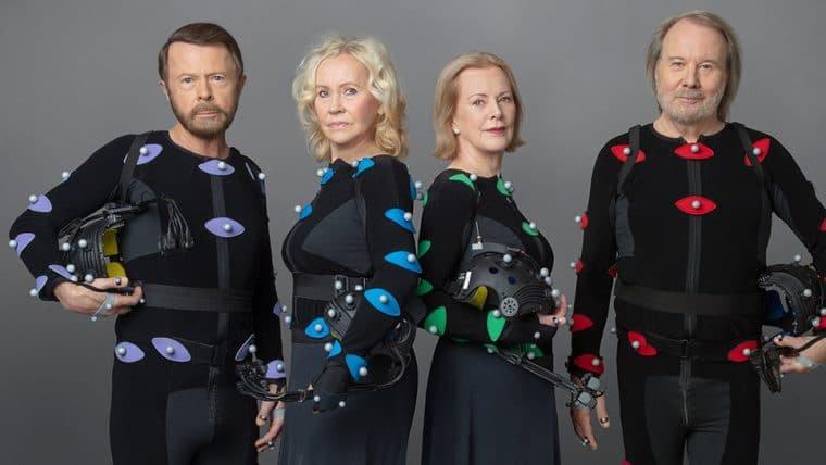 ABBA vai usar tecnologia de rejuvenescimento em show virtual