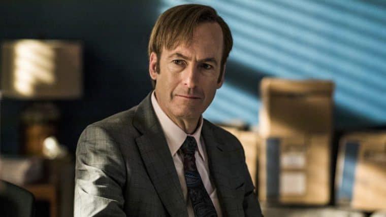 Bob Odenkirk celebra volta ao set de Better Call Saul