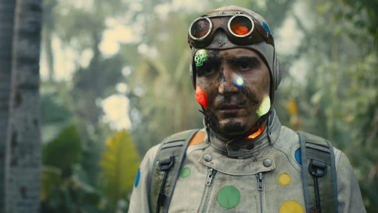 James Gunn mostra testes de maquiagem do Bolinha em O Esquadrão Suicida