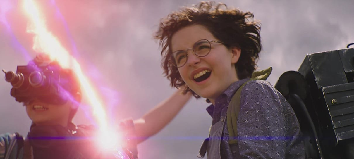 Jason Reitman diz que Ghostbusters: Mais Além é uma homenagem ao diretor original
