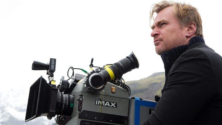 Christopher Nolan fecha acordo com a Universal para fazer seu novo filme