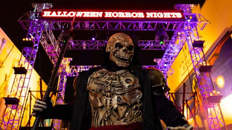 Halloween Horror Nights 2021 começa hoje (03) celebrando 30 anos de medo