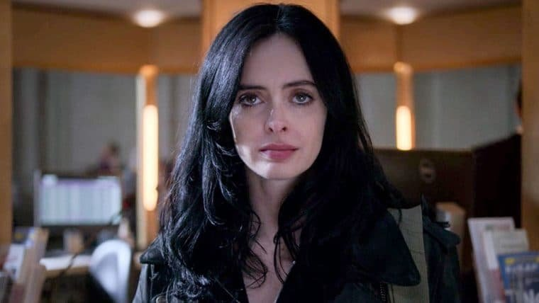 Krysten Ritter revela que gostaria de voltar ao papel de Jessica Jones na Marvel
