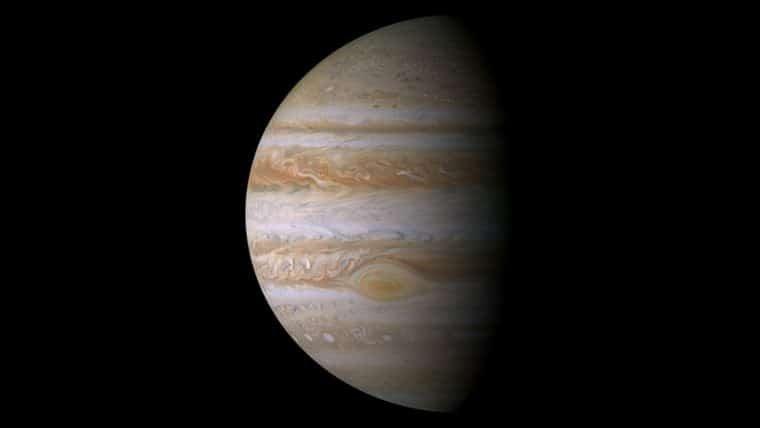 Brasileiro registra impacto de um asteroide em Júpiter