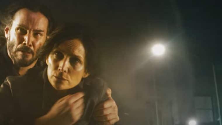 Lana Wachowski fala sobre decisão de trazer Neo e Trinity de volta em Matrix Resurrections