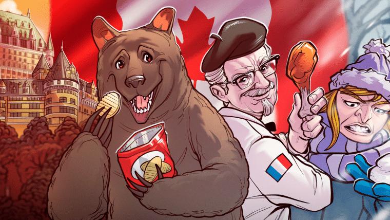 Oh Canada! A vida lá no norte da América