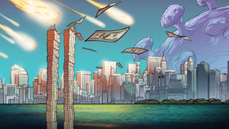 As inevitáveis crises financeiras mundiais