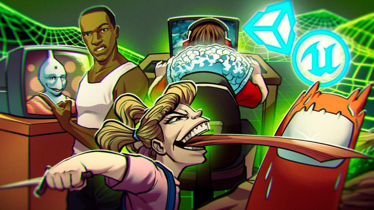Game DEV: Por trás do código