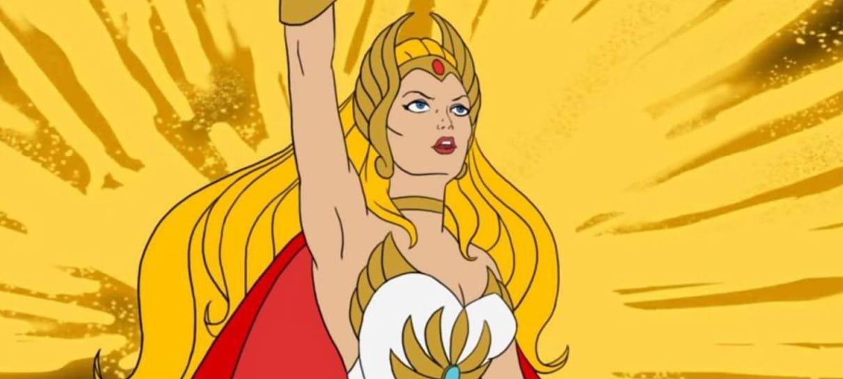 Amazon está desenvolvendo série live-action da She-Ra, diz site