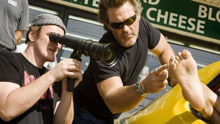 Quentin Tarantino comenta se tem fetiche por pés: