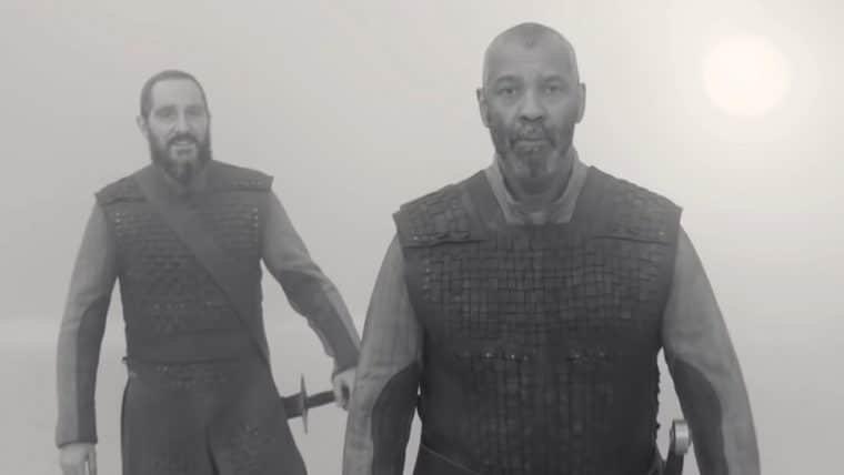 The Tragedy of Macbeth, filme com Denzel Washington e Frances McDormand, ganha trailer