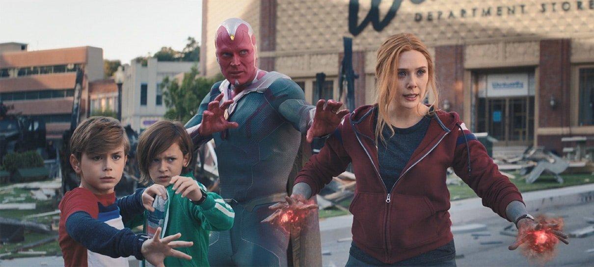 WandaVision se torna a primeira série da Marvel a vencer um Emmy
