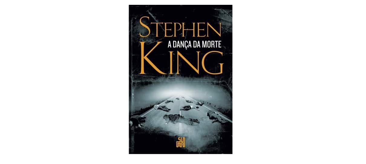 A dança da morte é um dos livros da biblioteca do Stephen King