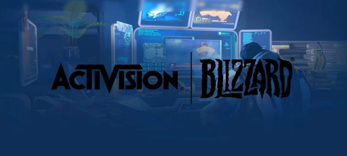 Activision Blizzard solta comunicado sobre acusações de assédio após nova investigação