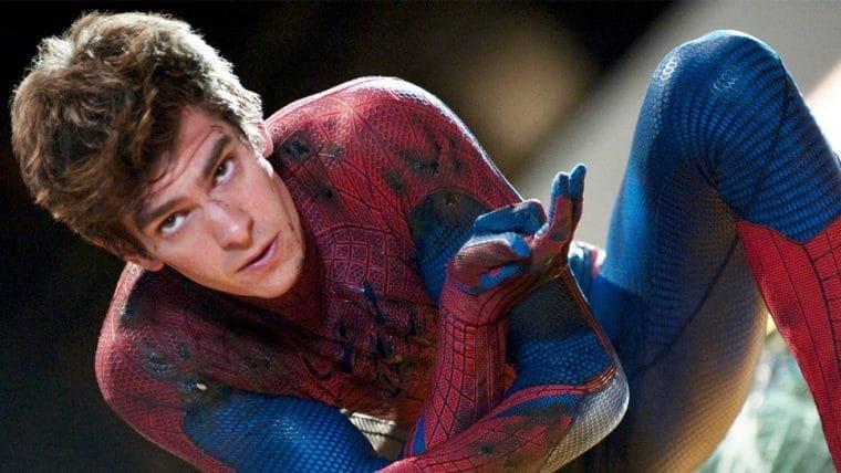 Andrew Garfield nega envolvimento em Homem-Aranha: Sem Volta Para Casa