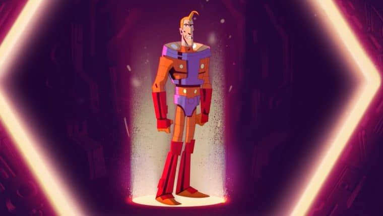 Série animada do Astronauta na HBO será prelúdio das HQs do selo Graphic MSP