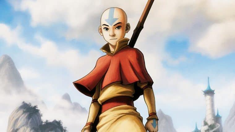 Filme animado de Avatar: A Lenda de Aang será feito em computação gráfica