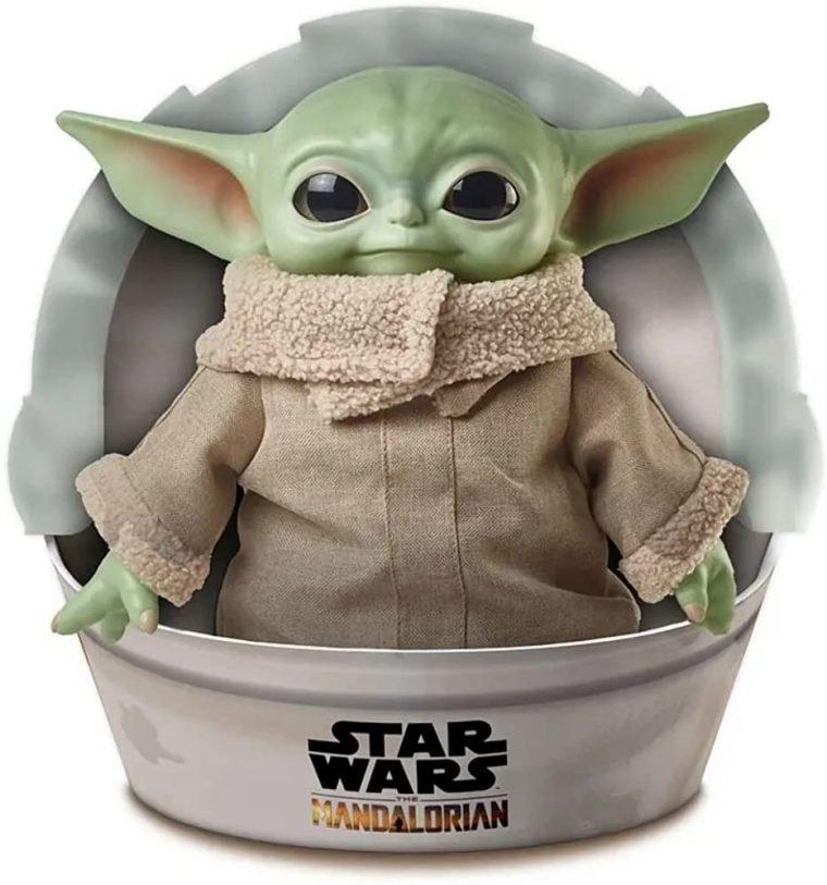 Baby Yoda é um dos itens de Star Wars para você ter em casa