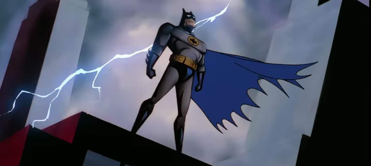 Batman: A Série Animada chega ao HBO Max neste sábado (18)