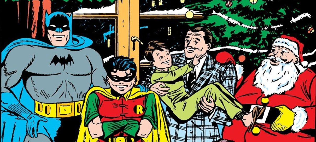 Batman vai ganhar especial de Natal no Cartoon Network com foco no Robin