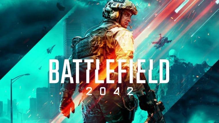 Battlefield 2042 tem lançamento adiado em um mês
