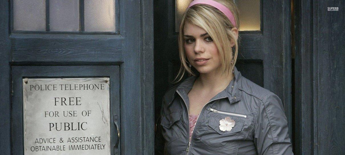 Billie Piper fala sobre a possibilidade de voltar em Doctor Who