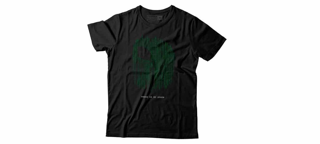 Camiseta de Matrix