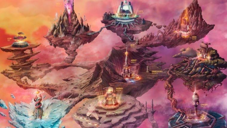 CCXP Worlds 2021 será virtual e acontecerá em 4 e 5 de dezembro