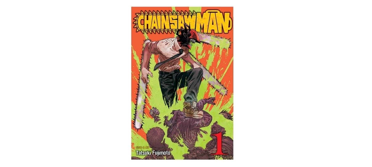 Chainsaw Man é um mangá com desconto no NerdBunker