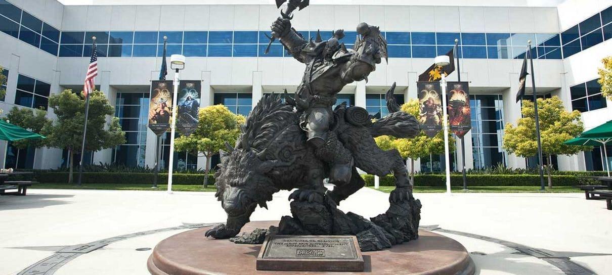 Chefe do departamento jurídico da Activision Blizzard deixa a empresa