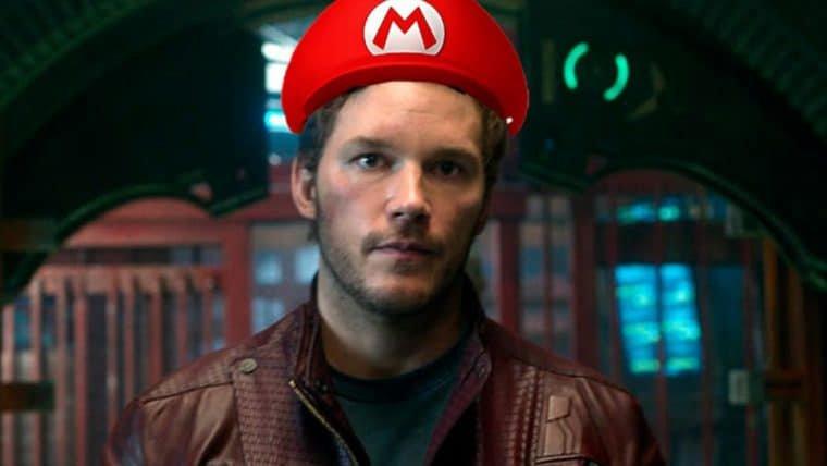 Chris Pratt dará voz ao Mario em filme animado de Super Mario; confira o elenco