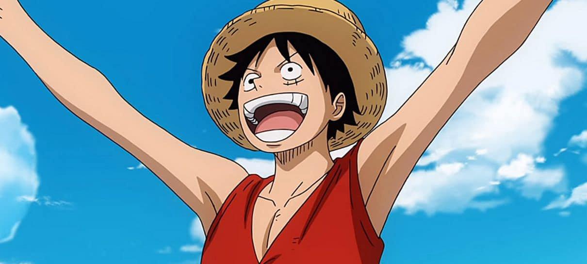 Criador de One Piece manda mensagem para fãs no 100º volume do mangá