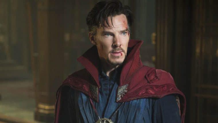Benedict Cumberbatch comenta processo de Scarlett Johansson
