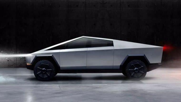 Elon Musk confirma que o Tesla Cybertruck foi adiado para 2022