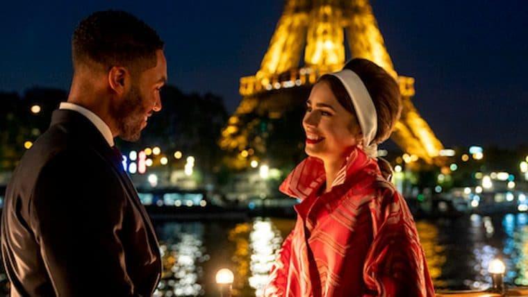Netflix revela fotos inéditas da segunda temporada de Emily em Paris; veja