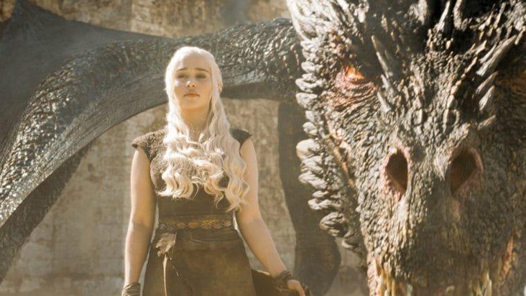 George R.R. Martin diz que prelúdio de Game of Thrones terá 17 dragões