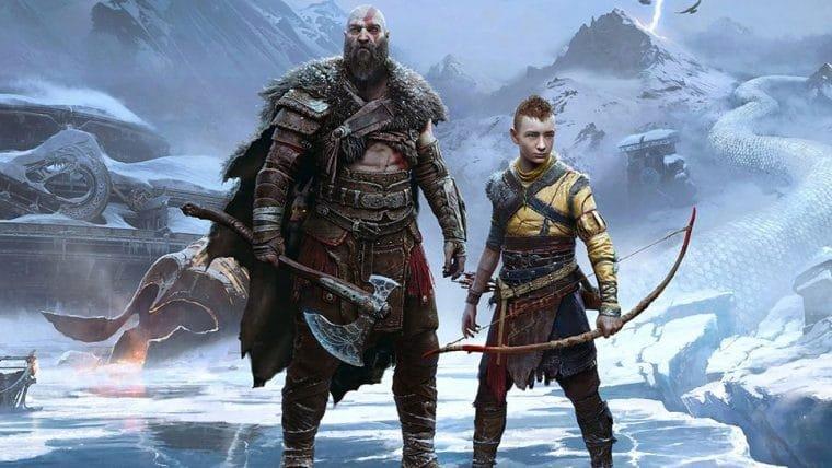 God of War: Ragnarok ganha primeiro trailer com gameplay; assista