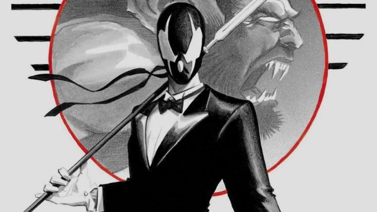 Netflix vai produzir série baseada em Grendel, HQ policial sobre chefão do crime