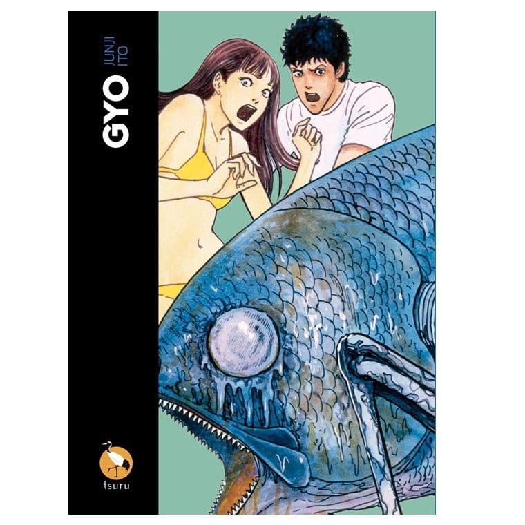 Gyo é uma das obras de Junji Ito