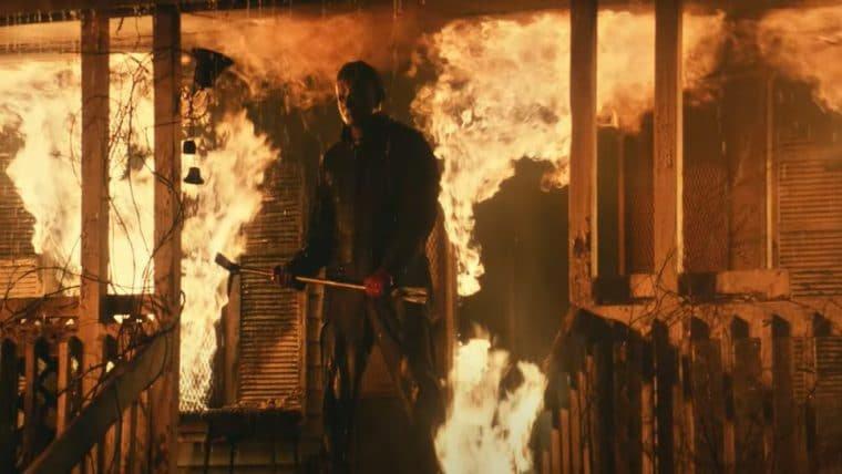 Michael Myers está de volta no trailer final de Halloween Kills - O Terror Continua