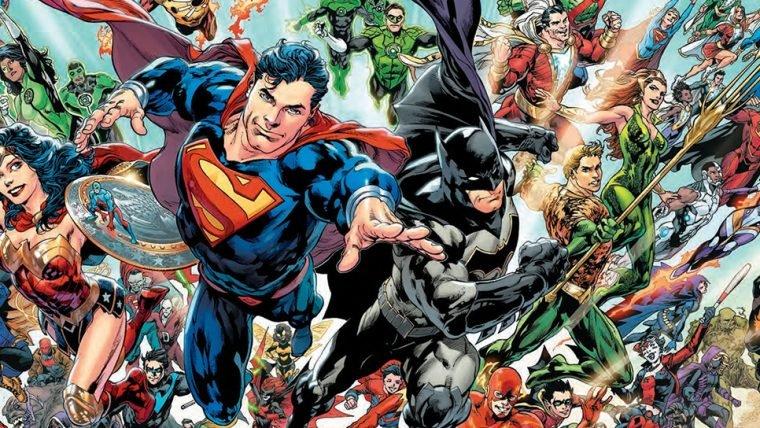 HBO Max vai produzir série documental sobre a DC Comics