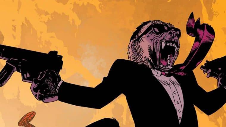 Marvel revela o primeiro trailer de Hit Monkey, a série animada do Assassímio